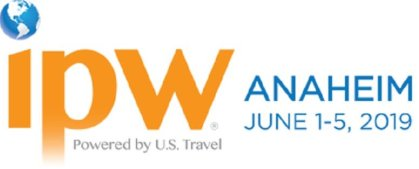 U.S. Travel Association: Holds IPW Press Conference and you're there