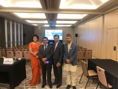 Visit Nepal2020 Campaign entices strong support in Zurich-Paris-Brussels 2019