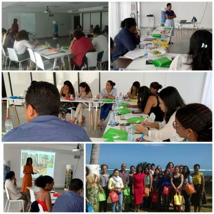 Travel Professionals from Saint Gilles, Reunion trained as Seychelles experts
