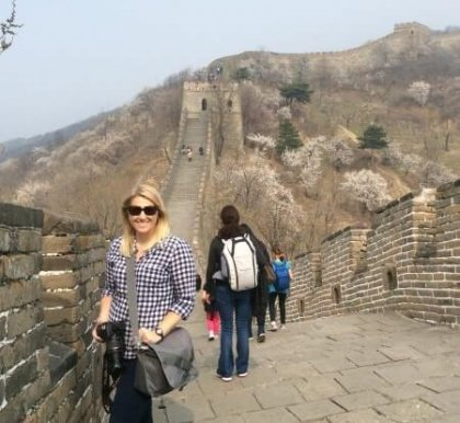 The Great Wall of China takes the cake with Canadian tourists