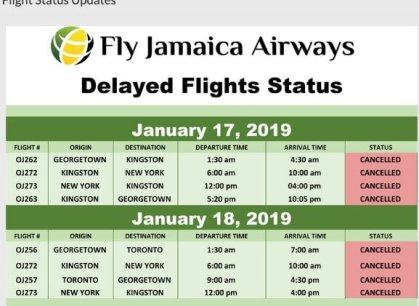 Fly Jamaica is back and has big plans