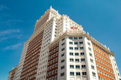 RIU Hotels & Resorts touches the sky in Madrid