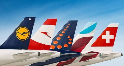 Lufthansa Group airlines welcomed 14.6 million passengers in July 2019