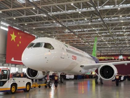 China's civil aviation industry booming with four new planes in pipeline