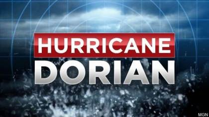 Bahamas Government issues Hurricane Warning