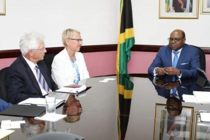 Jamaica exploring more air connectivity in Europe post-Brexit