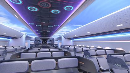 Airbus to showcase latest cabin innovations at 2019 APEX Expo in Los Angeles