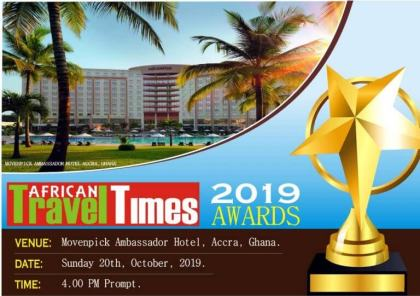 African Travel Times reveals names of its 2019 Awards Nominees