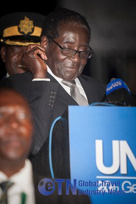 Robert Mugabe passed age 95: Transcript UNWTO speech and view on tourism