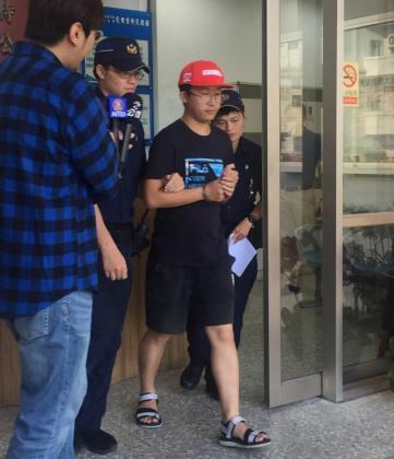 Taiwan deports Chinese tourist for vandalism at National Taiwan University
