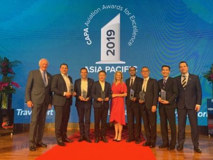 Centre for Aviation recognizes leaders
