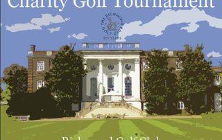 Environment Trsut Charity Golf Tournament Poster