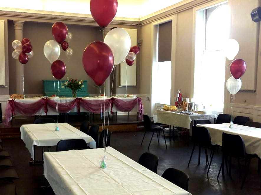 ETNA Hall Party