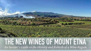 Book; The New Wines OF Mount Etna; Benjamin Spencer; Gemelli Press