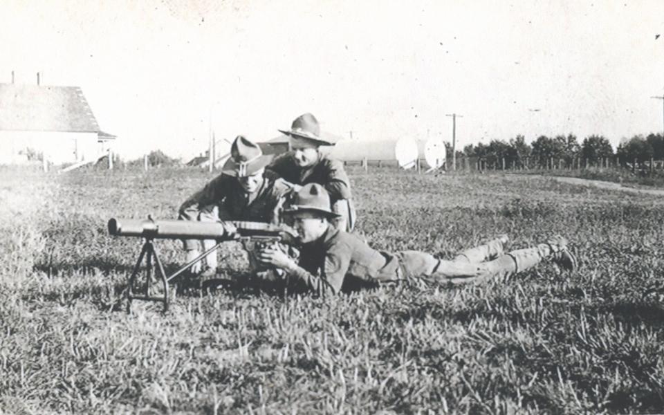 Dieterich WWI
