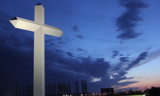 Good Friday, Easter Sunrise services at The Cross