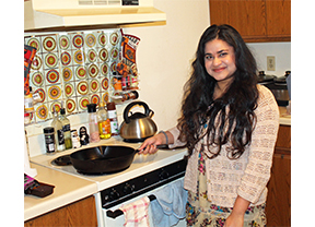 Baby Goose Kitchen turns joy of cooking into online video project