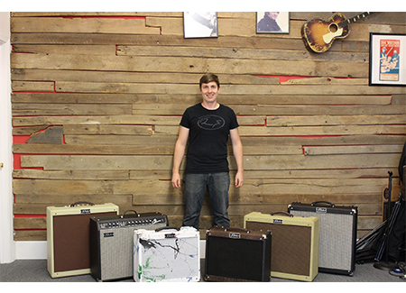 Jordan Chesnut: Amplifying a great musical sound
