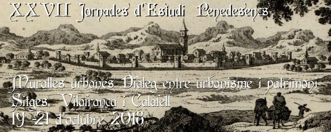 Cartell XXVII Jornades IEP