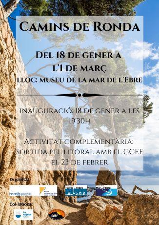 Camins de Ronda Del 18 de gener al 1 de març Sortida amb el CCEF 23 de febrer (1)