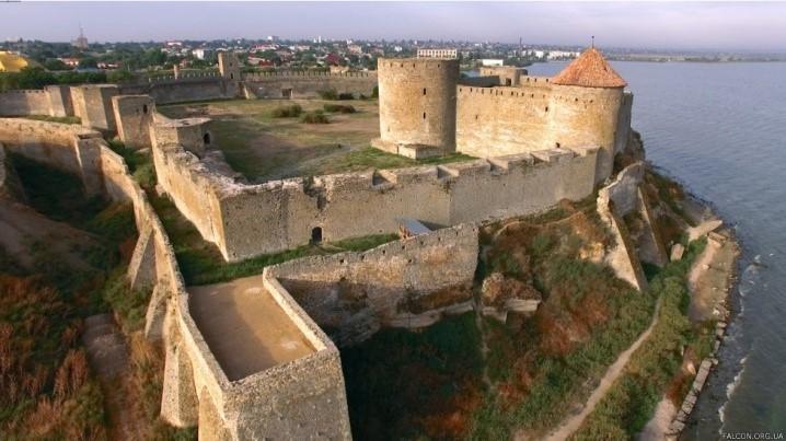 Білгород-Дністровськa фортеця (Одещинa)