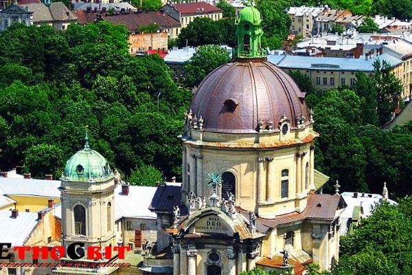 Автобусні тури зі Львова в Європу