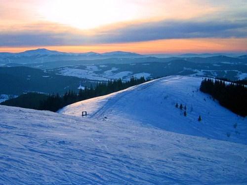 поїздка в Карпати на 1 день /гора Высокий Верх (Захар Беркут) Славское-Волосянка