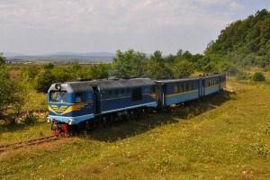 Боржавська вузькоколійна залізниця