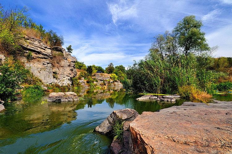 Буцкий каньон