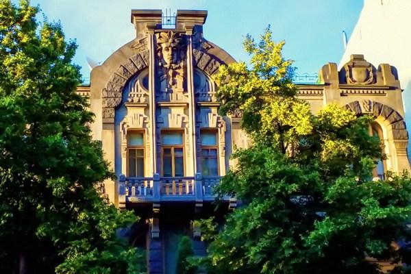 особняки Киева Липки / МАЄТКИ І ОСОБНЯКИ КИЄВА | пішохідна екскурсія Києвом