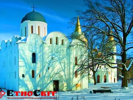 Борисоглібський собор в Чернігові - тур із Києва