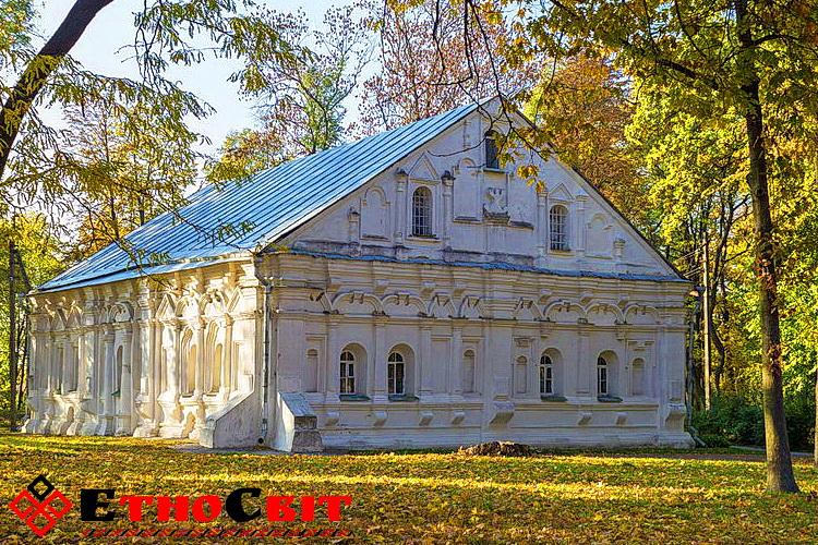 Чернігів пам'ятки культури Будинок Мазепи