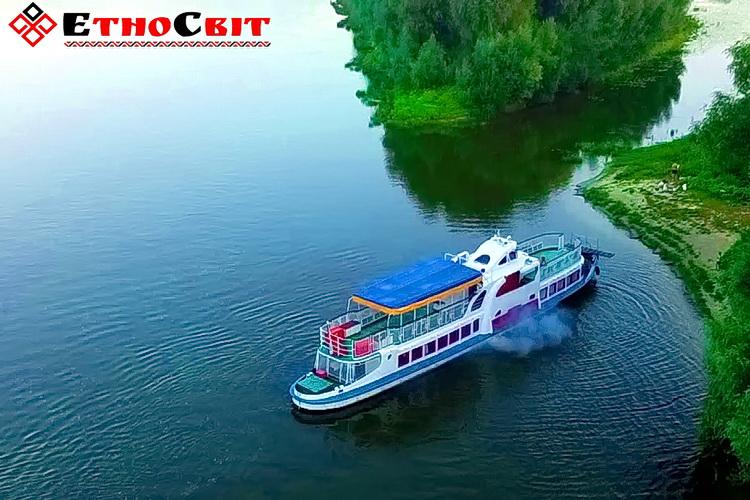 Чернігів річка Десна