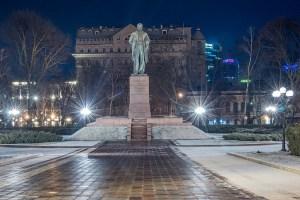 Экскурсия ВЕЧЕРНИЙ КИЕВ Парк Шевченка