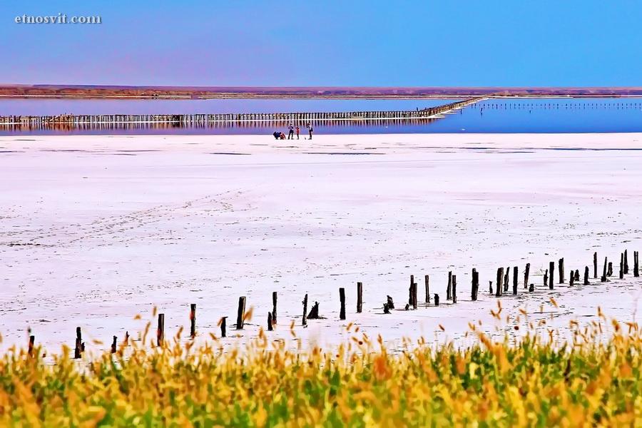 Озеро Сиваш