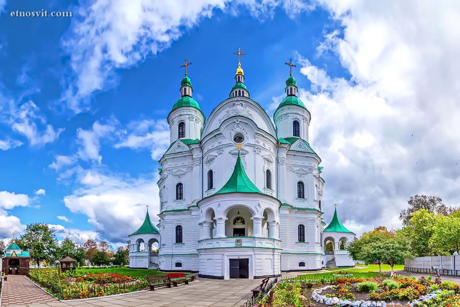 Собор Рождества Богородицы в Козельце, Черниговщина
