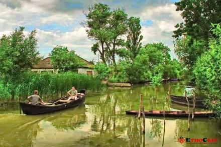 Вилкове - тур вихідного дня з Одеси / тур выходного дня из Одессы