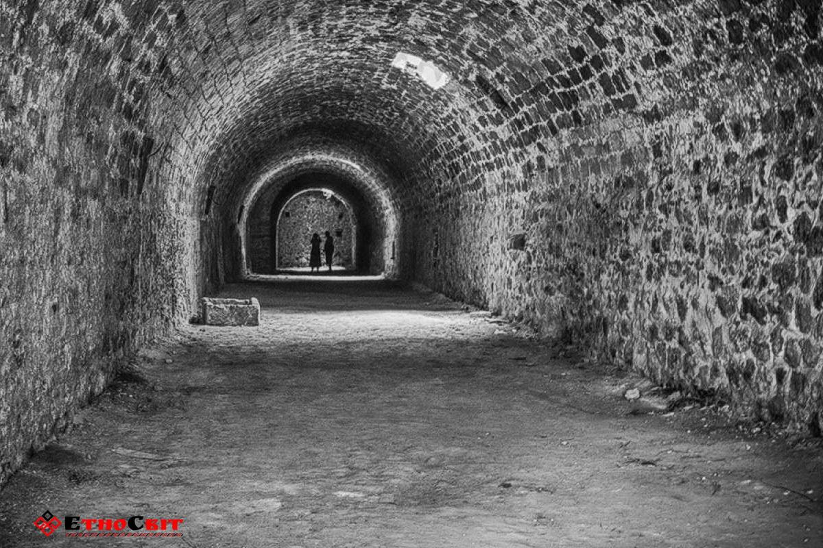 Вінниця туристична / підземелля Вінниці