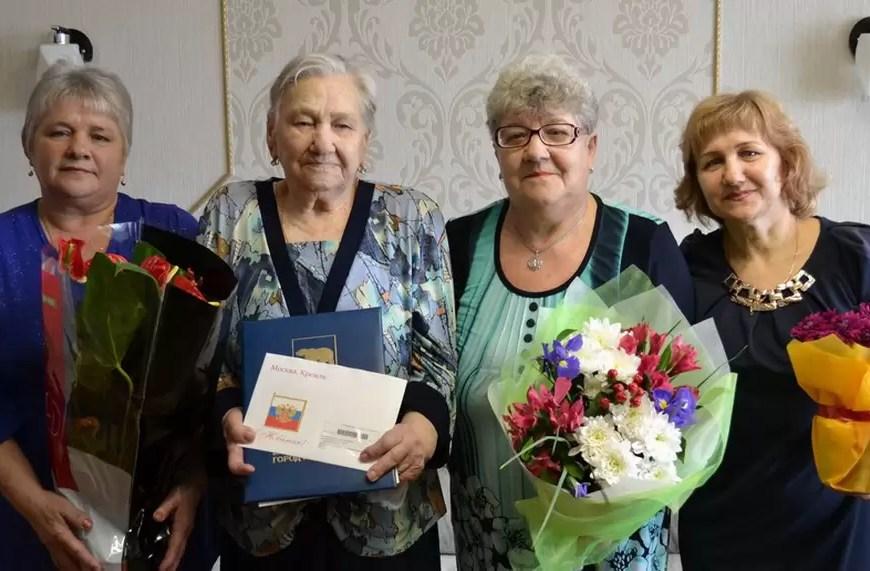 90 лет исполнилось жительнице Нефтеюганска Зое Овсянниковой
