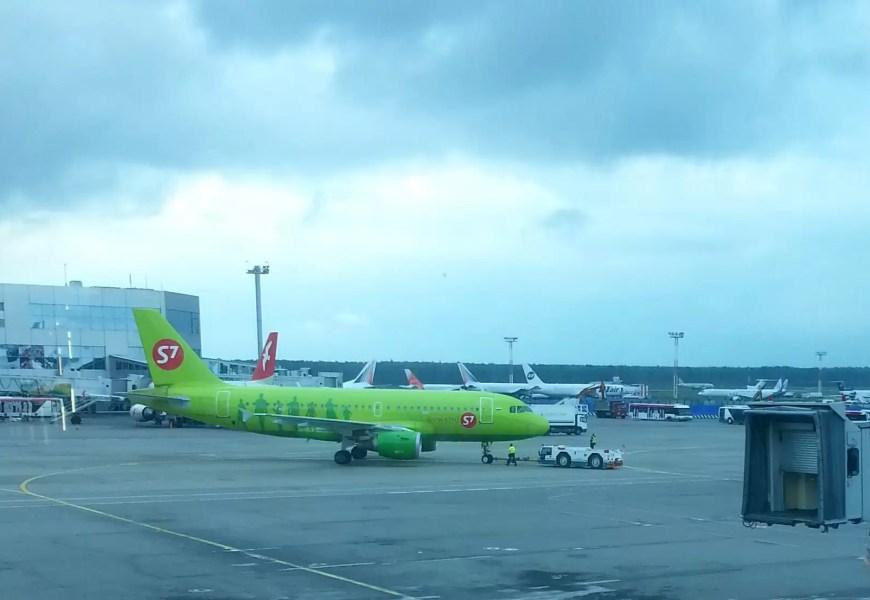 СКР проводит проверку по факту аварийной посадки самолета S7 в Сургуте