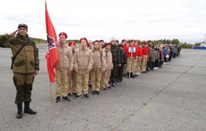 Школьники Нефтеюганска – на «Школе безопасности»