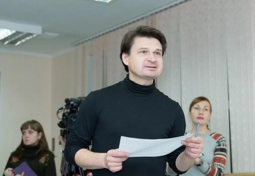 Нефтеюганск посетил преподаватель питерской Академии танца Бориса Эйфмана Андрей Иванов