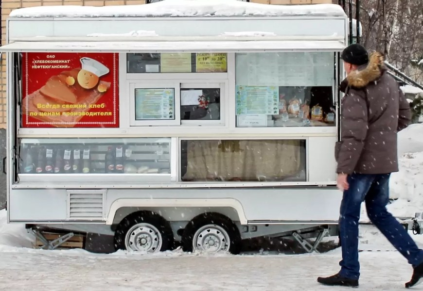 В Нефтеюганске банкротят местный хлебокомбинат