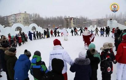 Ледовый городок сезона 2018-2019 открыт! :))