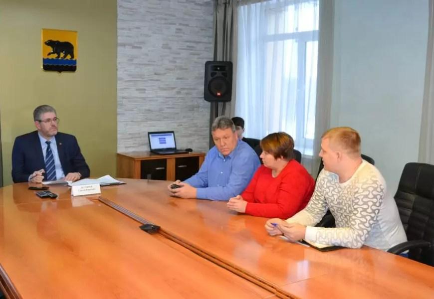 В Нефтеюганске состоялся Всероссийский день приема граждан.