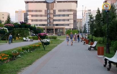Жителям Нефтеюганска предложили выбрать место для благоустройства