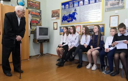 Переживший Отечественную войну свидетельствует…
