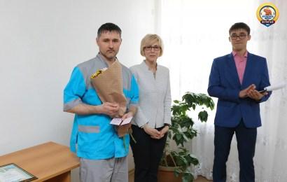 Мэр Нефтеюганска поздравил доноров с Национальным донорским днем.