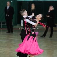 В Нефтеюганске состоялся турнир по спортивным танцам «Золото Югры»
