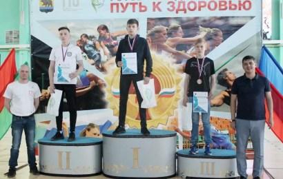 В  «Жемчужине Югры» наградили победителей муниципального этапа фестиваля ГТО